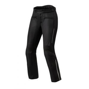 Dámské kalhoty na motorku Revit Airwave 3 černé