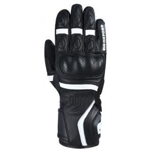 Dámské rukavice na motorku Oxford RP-5 2.0 černo-bílé