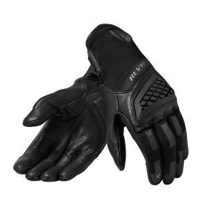 Dámské rukavice na motorku Revit Neutron 3 černé výprodej