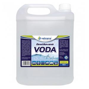 Destilovaná voda velvana 5 l