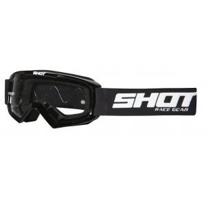 Dětské motokrosové brýle Shot Rocket černé