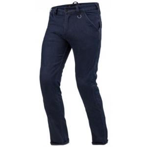 Jeansy na motorku Shima Tarmac 3 Raw Denim tmavě modré výprodej