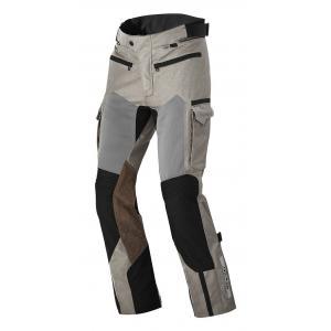 Kalhoty na motorku Revit Cayenne Pro pískově hnědo/černé zkrácené výprodej
