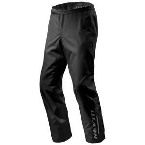 Moto kalhoty do deště Revit Acid H2O černé