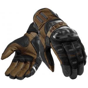 Moto rukavice Revit Cayenne Pro černo-pískové výprodej