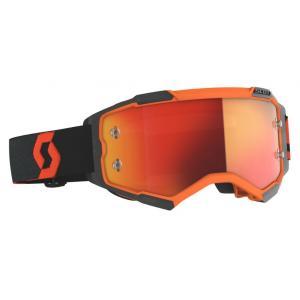 Motokrosové brýle SCOTT Fury oranžovo-černé výprodej