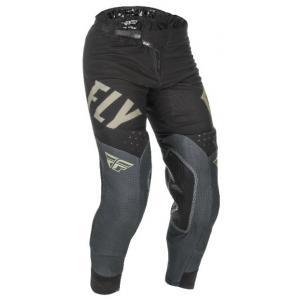 Motokrosové kalhoty FLY Racing Evolution 2021 černo-šedé