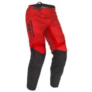 Motokrosové kalhoty FLY Racing F-16 2021 červeno-černé