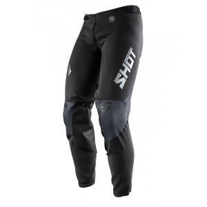 Motokrosové kalhoty Shot Aerolite Airflow černé výprodej