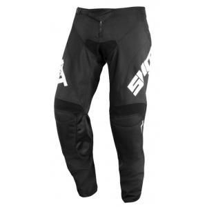 Motokrosové kalhoty Shot Devo Raw černé