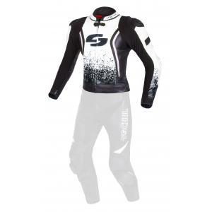 Pánská bunda Tschul 585 černo-bílá