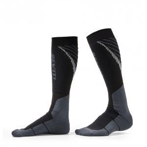 Ponožky na motorku Revit Atlantic černo-bílé
