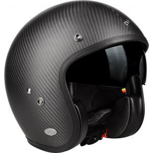 Přilba na motorku otevřená Lazer Mambo Evo Pure Carbon - II. jakost