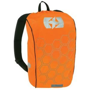 Reflexní obal batohu Oxford Bright Cover fluo oranžový