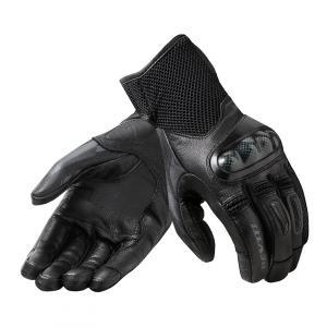 Rukavice na motorku Revit Prime černé výprodej