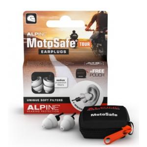 Špunty do uší ALPINE MotoSafe - Tour