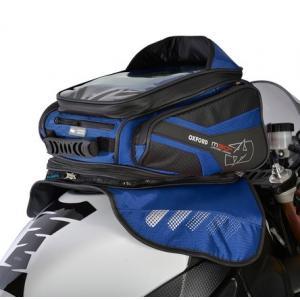 Tankbag na motocykl Oxford M30R černo-modrý