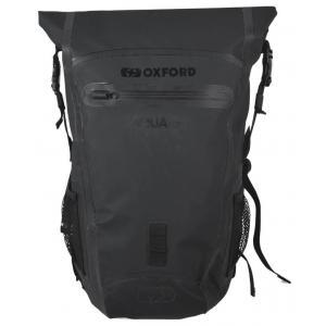 Vodotěsný batoh Oxford Aqua B25 černý 25 l