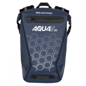 Vodotěsný batoh Oxford AQUA V20 tmavě modrý 20 l