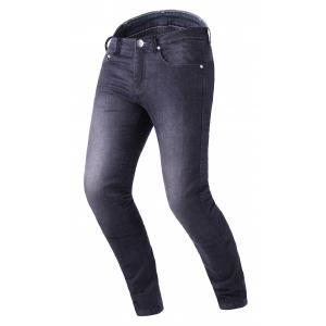 Zkrácené jeansy na motorku RSA Route CE černé