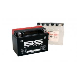 Bezúdržbová motocyklová baterie - max. 20° náklon BS-BATTERY BTZ10S-BS (YTZ10S-BS)