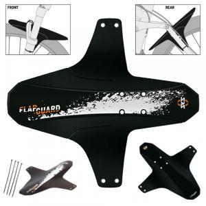 Blatník FLAPGUARD, přední / zadní, Flap guard - black matt