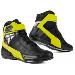 Boty na motorku Eleveit Stunt Air černo-žluté