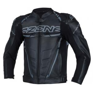 Bunda na motorku Ozone RS600 černo-šedá