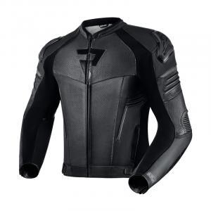 Bunda na motorku Rebelhorn Vandal černá
