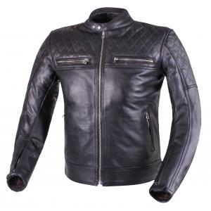 Bunda na motorku Tschul 650 černá