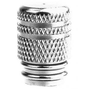 Čepičky na ventilky Oxford stříbrné