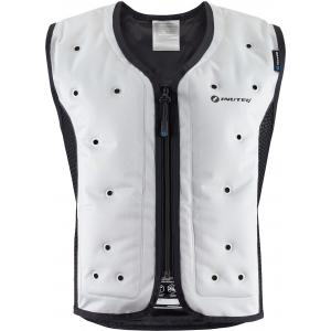 Chladicí vesta na motorku Inuteq Bodycool Smart stříbrná