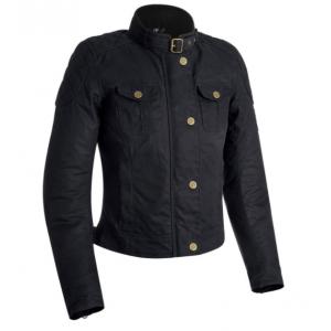 Dámská bunda na motorku Oxford Holwell černá
