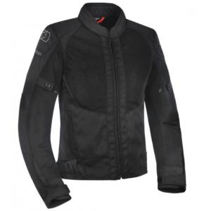 Dámská bunda na motorku Oxford Iota 1.0 Air černá výprodej
