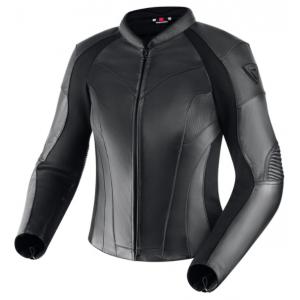 Dámská bunda na motorku Rebelhorn Runner III černá