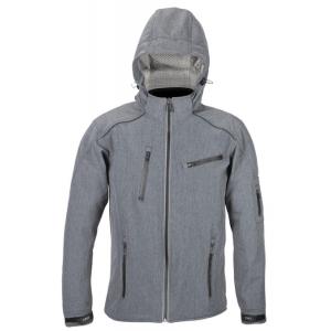 Dámská softshellová bunda 4SQUARE Soft šedá výprodej
