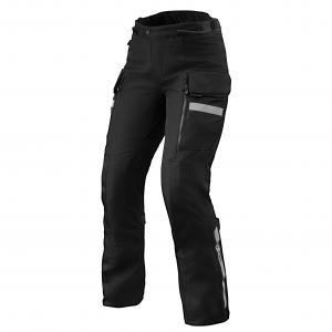 Dámské kalhoty na motorku Revit Sand 4 H2O černé