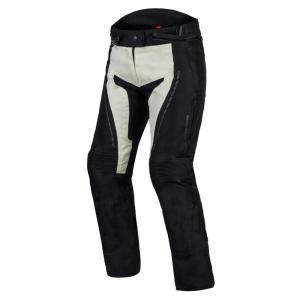 Dámské moto kalhoty Rebelhorn Hiker III černo-šedé