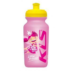 Dětská láhev KELLYS Ranpigo růžová 0,3 l
