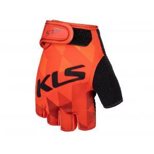 Dětské rukavice KELLYS Yogi Short oranžové
