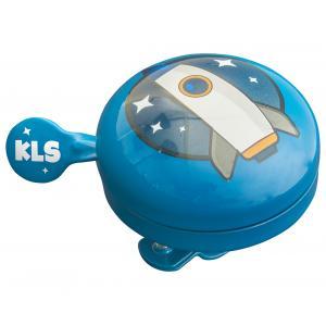 Dětský zvonek KELLYS Bell 60 Kids modrý