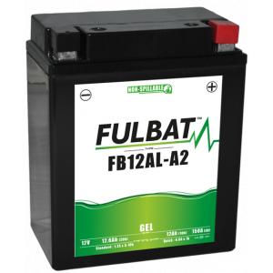 Gelová baterie FULBAT FB12AL-A2 GEL (YB12AL-A2 GEL)