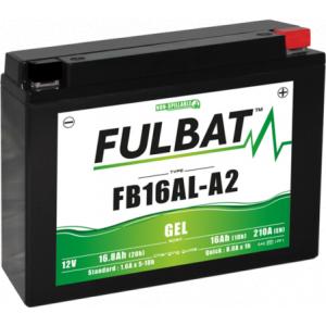 Gelová baterie FULBAT FB16AL-A2 GEL (YB16AL-A2 GEL)
