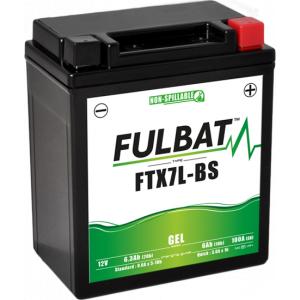 Gelová baterie FULBAT FTX7L-BS GEL (YTX7L-BS GEL)