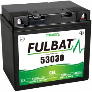 Gelová baterie FULBAT 53030 GEL (F60-N30L-A)