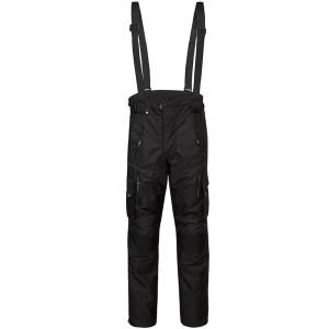 Kalhoty na motorku 4SQUARE Discovery černé