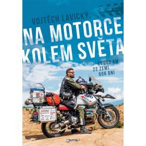 Kniha Na motorce kolem světa