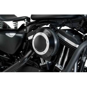 Kryt vzduchového filtru PUIG 9993N černý