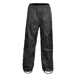Moto kalhoty do deště 4SQUARE Eco černé