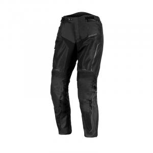 Moto kalhoty Rebelhorn Hiflow IV černé zkrácené výprodej